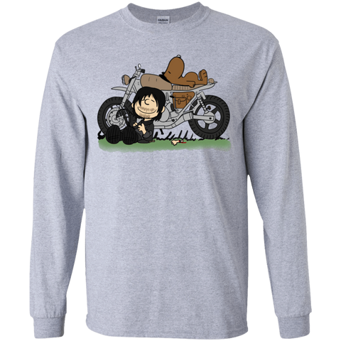 Charlie Dixon Youth Long Sleeve T-Shirt