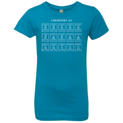 Chemistry Lesson Girls Premium T-Shirt