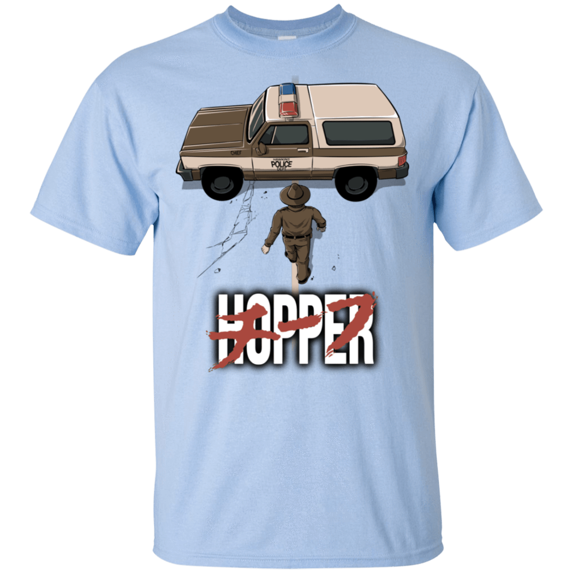 Chief Hopper T-Shirt