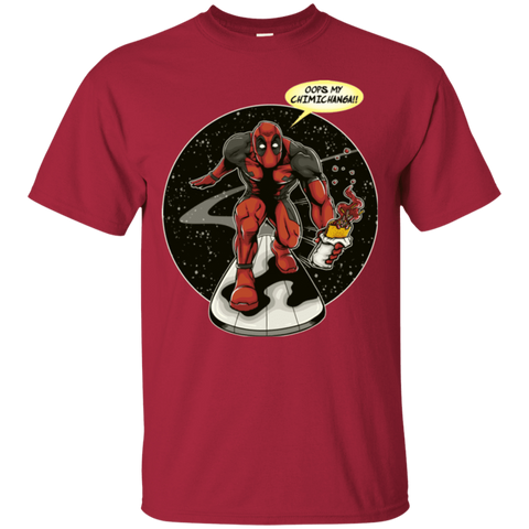Chimichanga Surfer T-Shirt