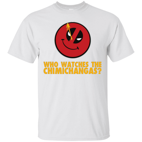 Chimichangas V4 T-Shirt