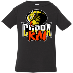T-Shirts Black / 6 Months COBRA KAI Infant Premium T-Shirt