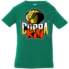 T-Shirts Kelly / 6 Months COBRA KAI Infant Premium T-Shirt