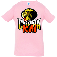 T-Shirts Pink / 6 Months COBRA KAI Infant Premium T-Shirt