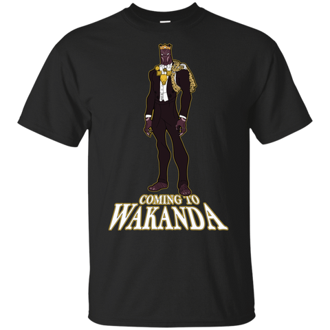 Coming to Wakanda T-Shirt