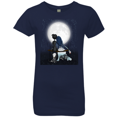 Corpse Bride Love Girls Premium T-Shirt