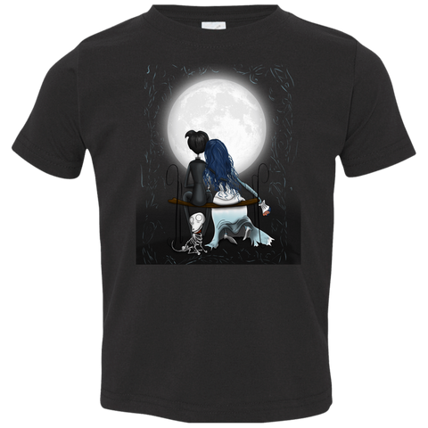 Corpse Bride Love Toddler Premium T-Shirt