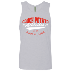 Couch Potato Men's Premium Tank Top