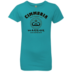 Crimmeria Warrior academy Girls Premium T-Shirt