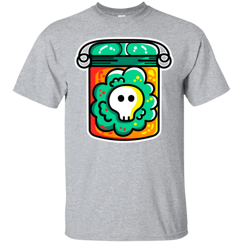 Cute Skull In A Jar T-Shirt