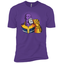T-Shirts Purple Rush / YXS Dad 1 Boys Premium T-Shirt