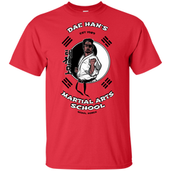 T-Shirts Red / YXS Dae Hans Martial Arts Youth T-Shirt
