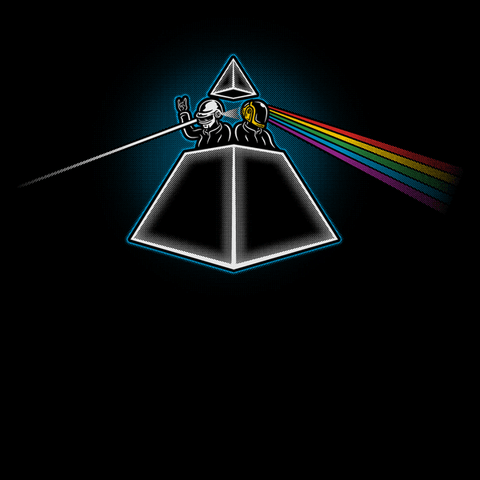 DAFTSIDE OF THE MOON T-Shirt