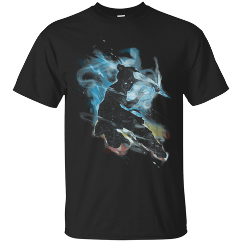 Dancing With Elements Korra T-Shirt