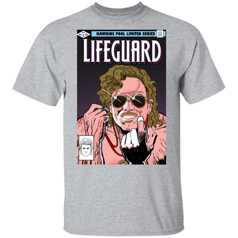 Dark Lifeguard T-Shirt