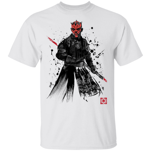 Darth Lord Sumi-E T-Shirt