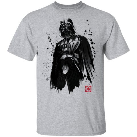 Darth Sumi-E T-Shirt