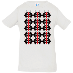 Deadpool Argyle Infant Premium T-Shirt