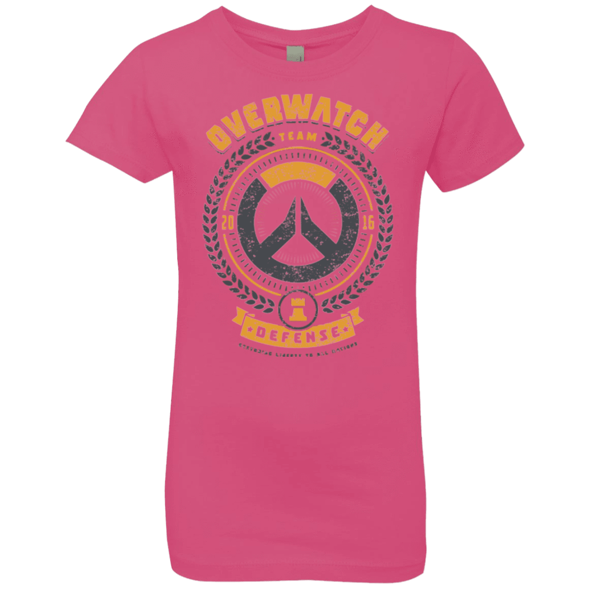 Defense Team Girls Premium T-Shirt