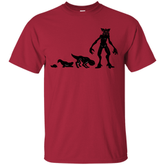 T-Shirts Cardinal / S Demogorgon Evolution T-Shirt
