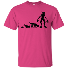 T-Shirts Heliconia / S Demogorgon Evolution T-Shirt