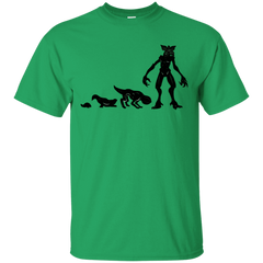 T-Shirts Irish Green / S Demogorgon Evolution T-Shirt
