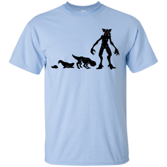 T-Shirts Light Blue / S Demogorgon Evolution T-Shirt