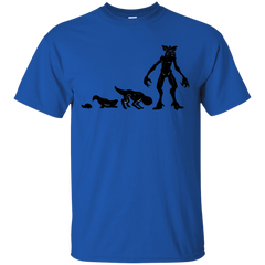 T-Shirts Royal / S Demogorgon Evolution T-Shirt