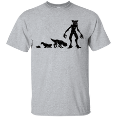 T-Shirts Sport Grey / S Demogorgon Evolution T-Shirt