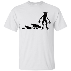 T-Shirts White / S Demogorgon Evolution T-Shirt