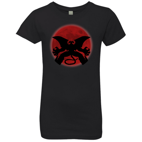 Devilman Awakens Girls Premium T-Shirt