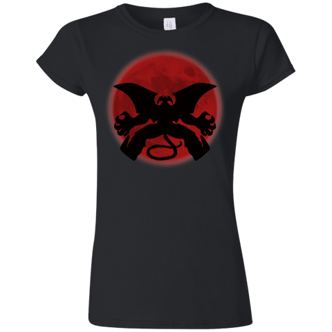 T-Shirts Black / S Devilman Awakens Junior Slimmer-Fit T-Shirt