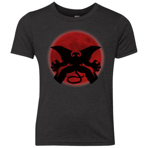 Devilman Awakens Youth Triblend T-Shirt