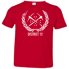 District 12 Toddler Premium T-Shirt