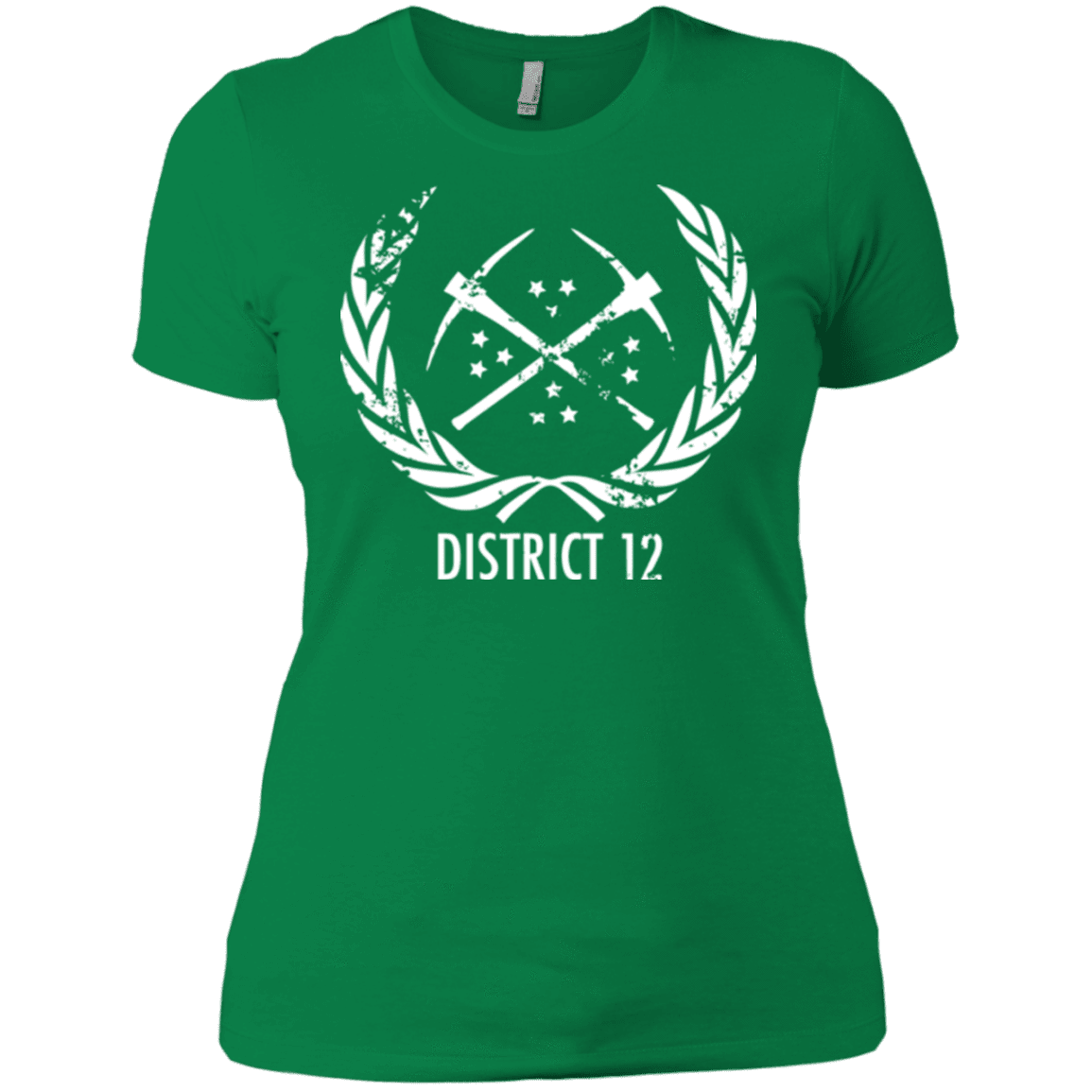 District 12 Women's Premium T-Shirt