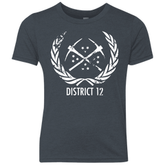 District 12 Youth Triblend T-Shirt