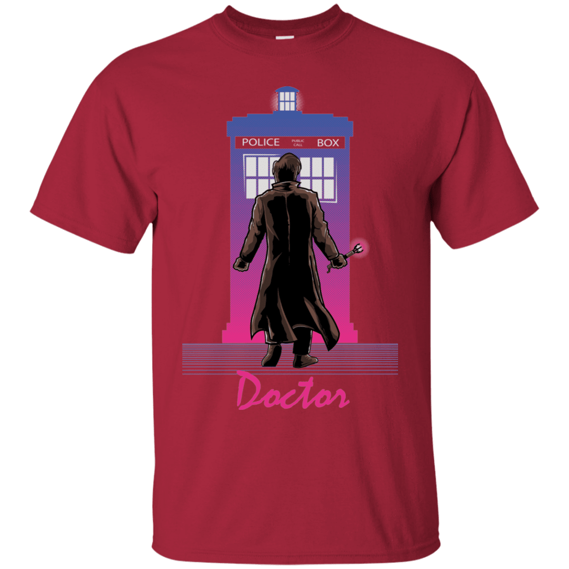 DOCTOR DRIVE T-Shirt