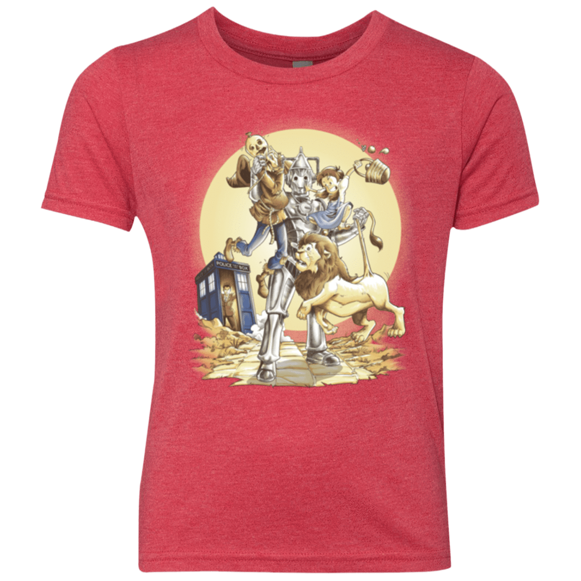Doctor Oz Youth Triblend T-Shirt
