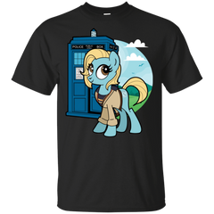 T-Shirts Black / S Doctor Whooves 13 T-Shirt