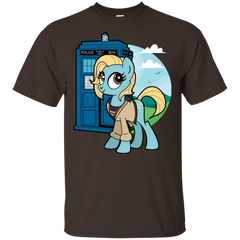 T-Shirts Dark Chocolate / S Doctor Whooves 13 T-Shirt
