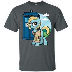 T-Shirts Dark Heather / S Doctor Whooves 13 T-Shirt
