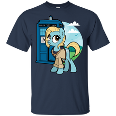 T-Shirts Navy / S Doctor Whooves 13 T-Shirt