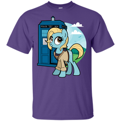 T-Shirts Purple / S Doctor Whooves 13 T-Shirt