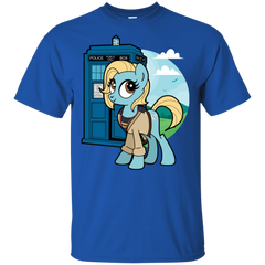 T-Shirts Royal / S Doctor Whooves 13 T-Shirt
