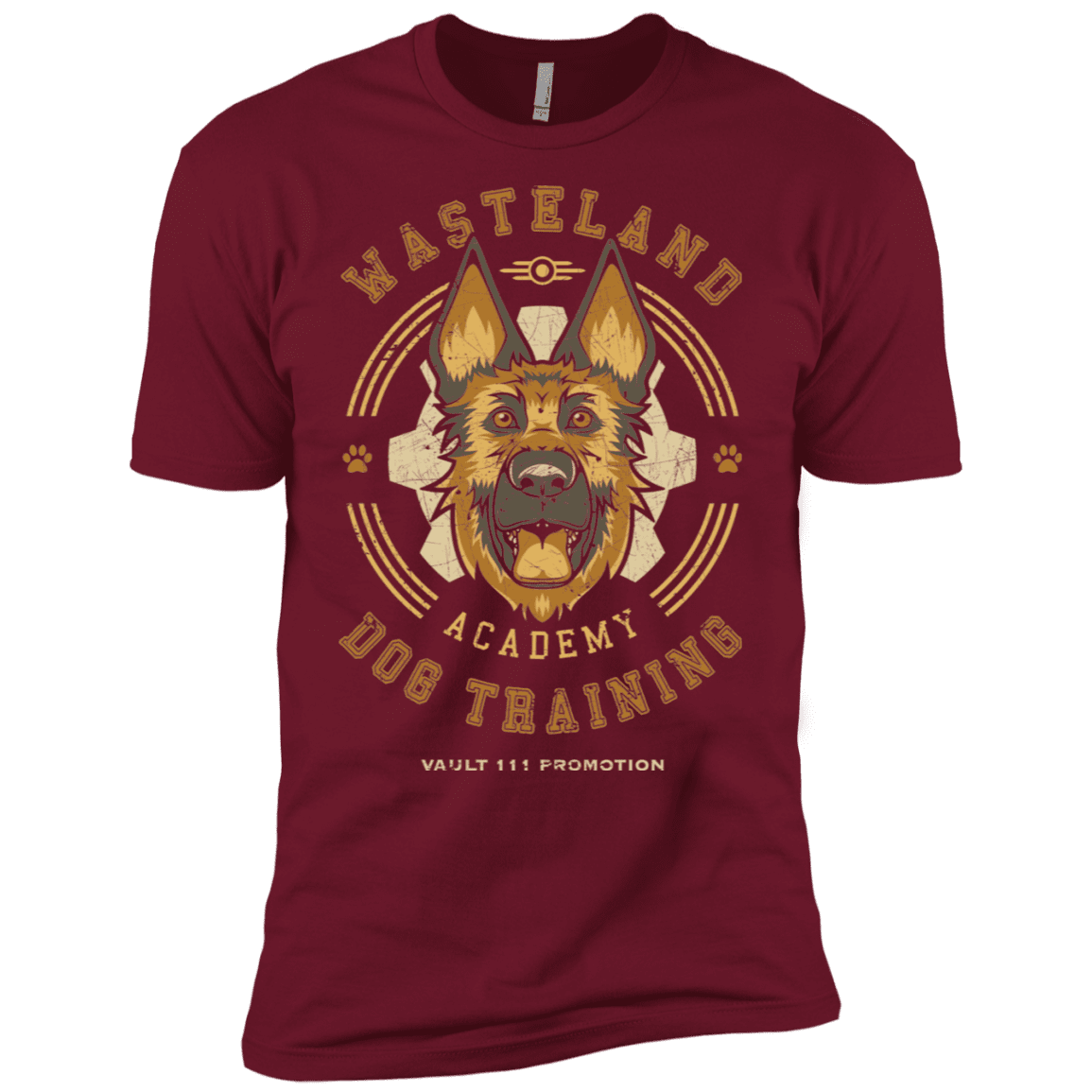 Dogmeat Training Academy Men's Premium T-Shirt