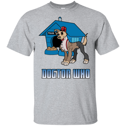 Dogtor Who T-Shirt