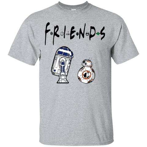 T-Shirts Sport Grey / Small Droid Friends T-Shirt