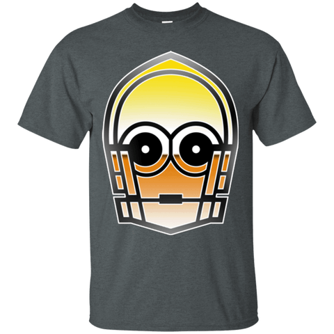 T-Shirts Dark Heather / Small Droid T-Shirt