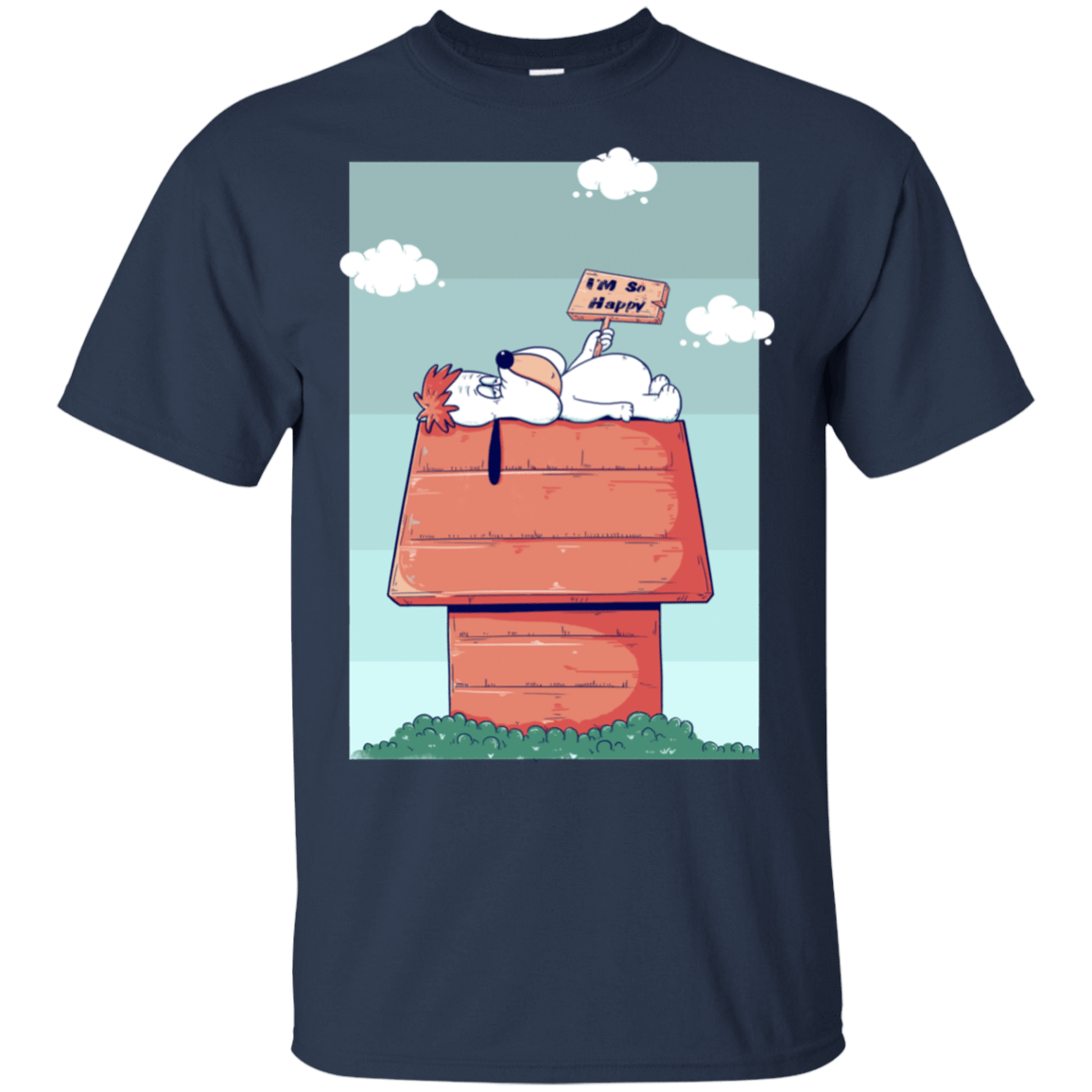 Droopy T-Shirt