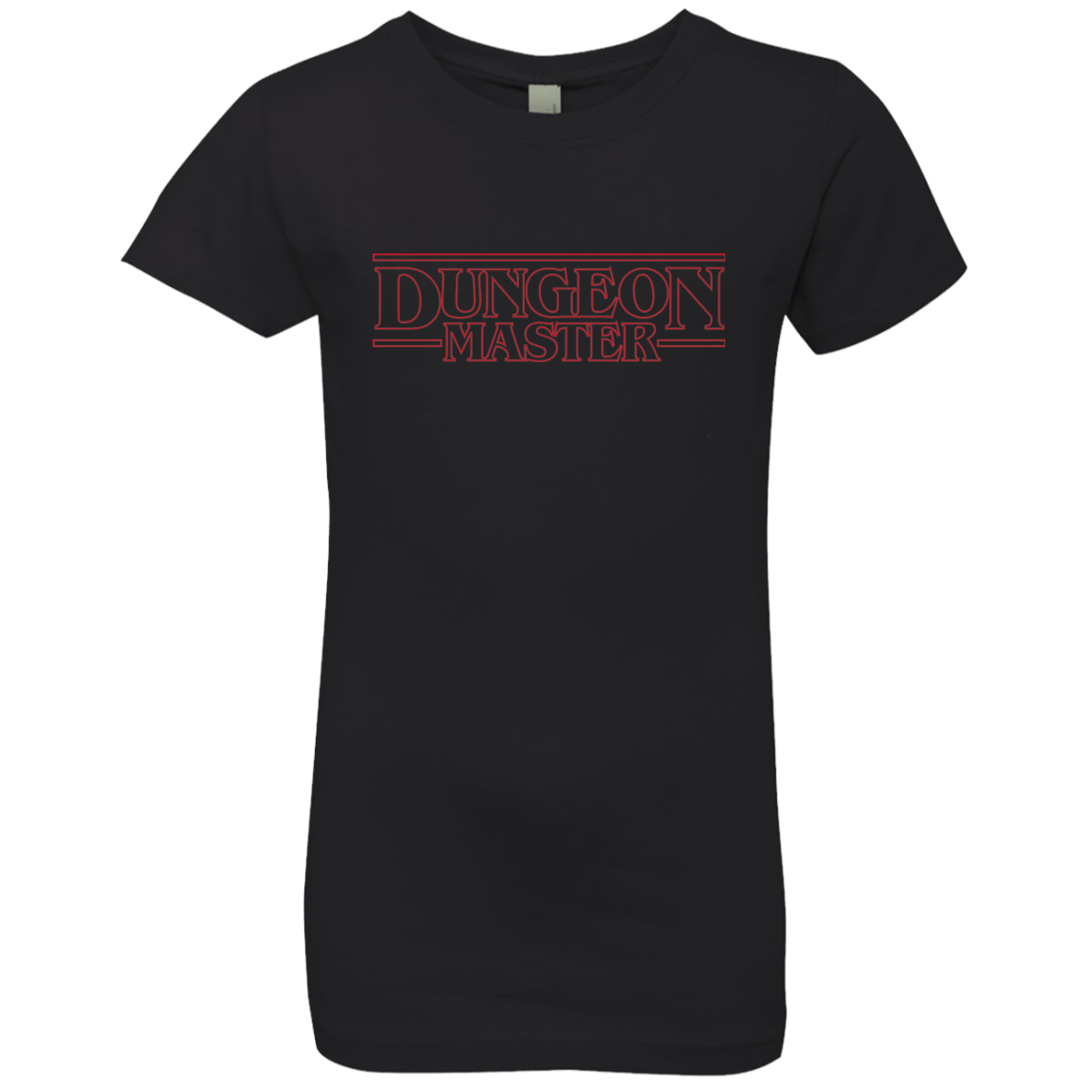 T-Shirts Black / YXS Dungeon Master Girls Premium T-Shirt